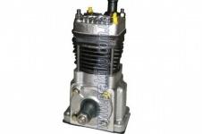 Компрессор пневматический ПАЗ, ЮМЗ (А29.03.000Н) с воздушным охлаждением
