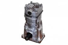 Компрессор пневматический ПАЗ (бензин), ЮМЗ (А29.03.000Ж) с водяным охлаждением