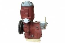 Пусковой двигатель П-10УД (Д24С01-4 / 5 / 6) в сборе (реставрация)