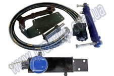 Комплект для переоборудования ЮМЗ-6 с ГУРом на ГОРУ под насос-дозатор