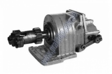 Редуктор пускового двигателя в сборе РПД2.000 трактора МТЗ-80 (реставрация)